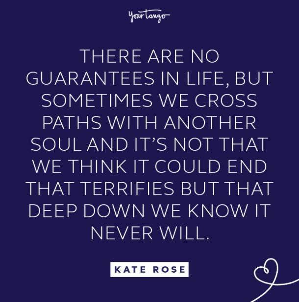 kate rose no guarantees