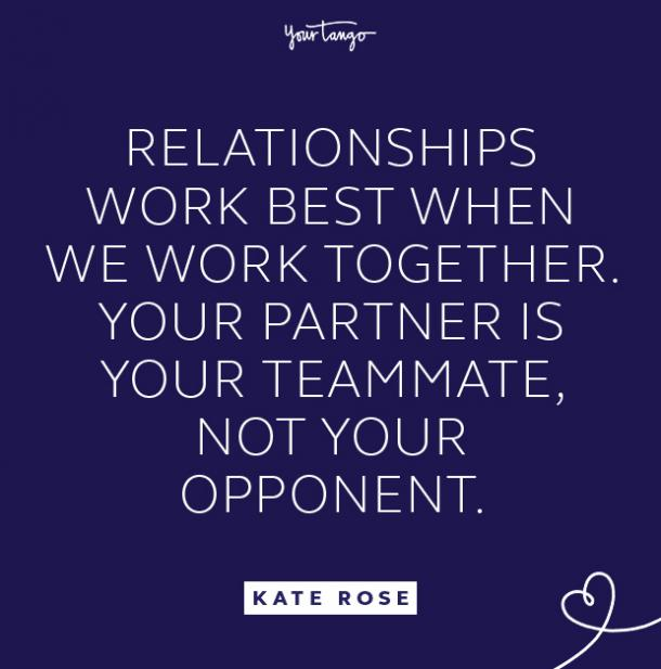 kate rose teammate quote