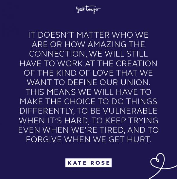 kate rose work quote