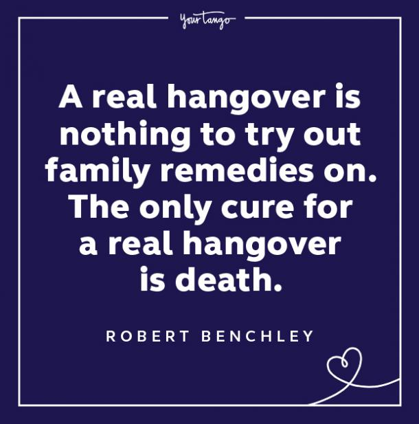 robert benchley keep your chin up quotes