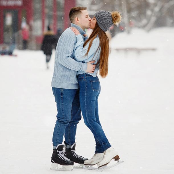 ice skating best places to make out