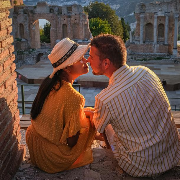 roman ruins best places to make out