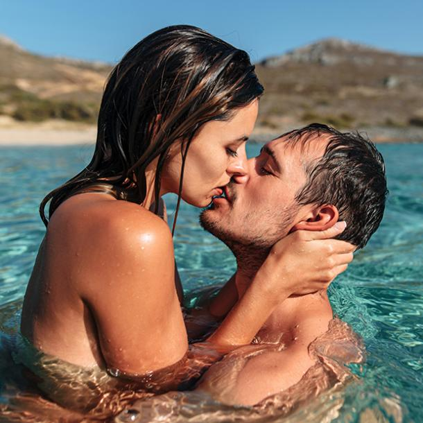 swimming in the ocean best places to make out