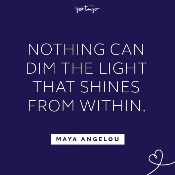 Maya Angelou literary quotes