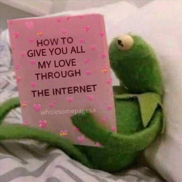 love meme how to give you all my love