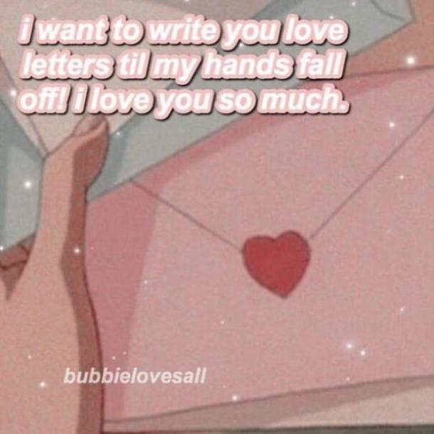 love meme love letters