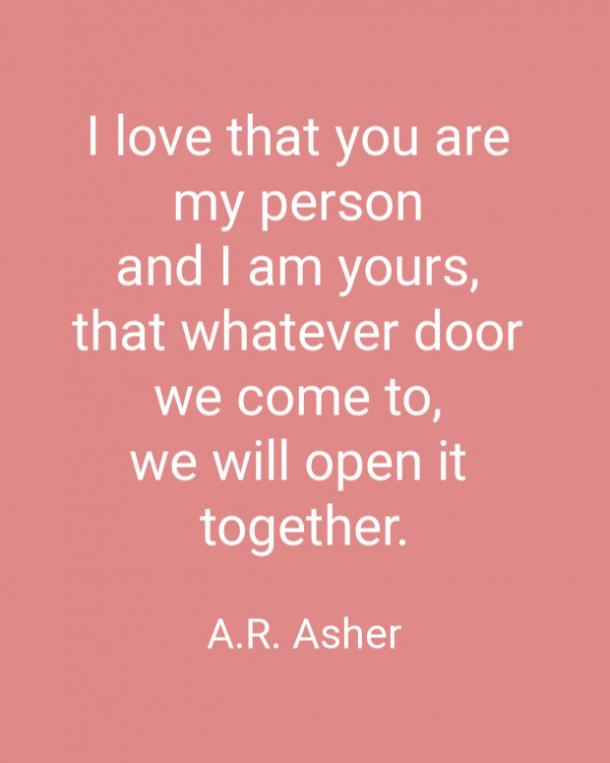 AR Asher Love Quotes