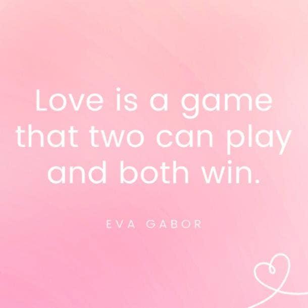 Eva Gabor famous love quotes
