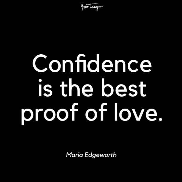 maria edgeworth prove your love quotes