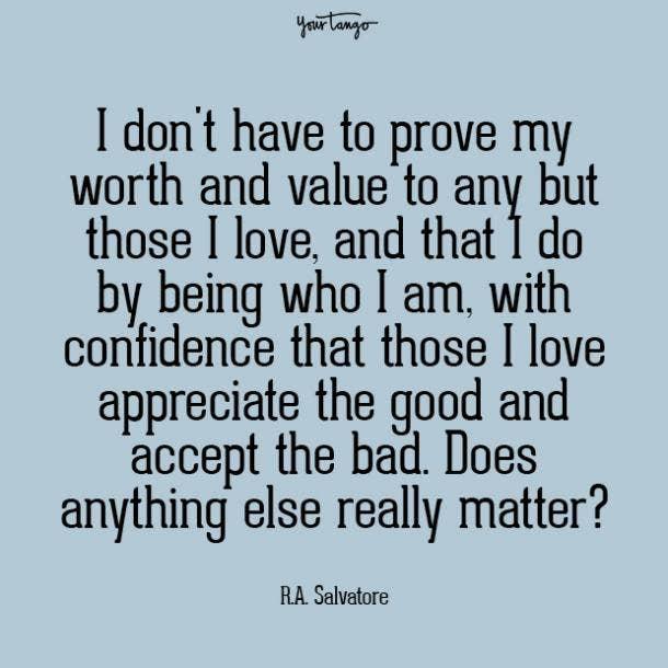 ra salvatore prove your love quotes