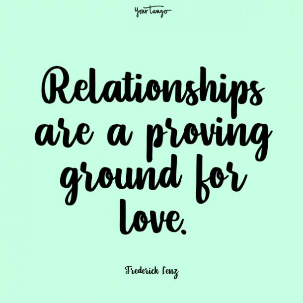 relationships are prove your love quotes