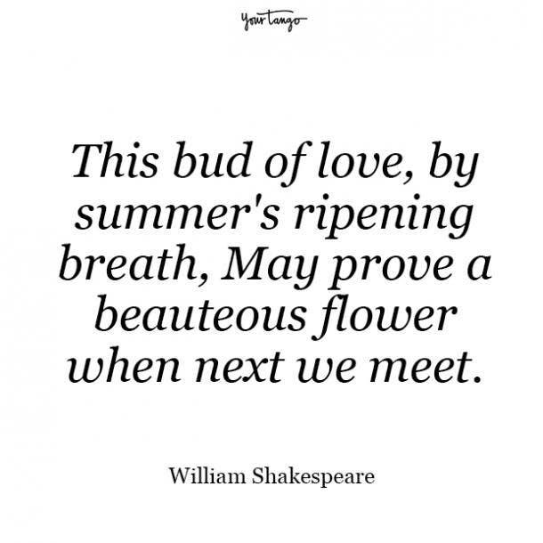 william shakespeare prove your love quotes