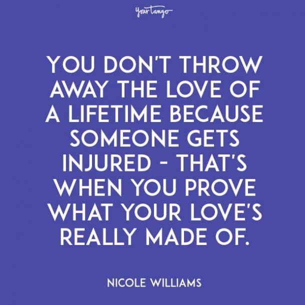 nicole williams prove your love quotes