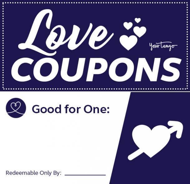 printable love coupon