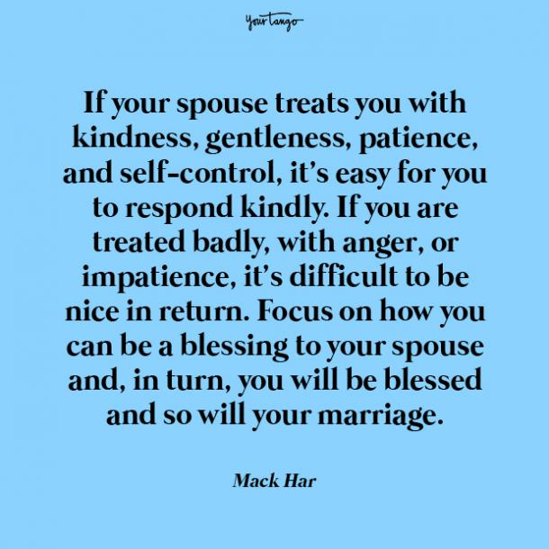 Mack Har best marriage tips