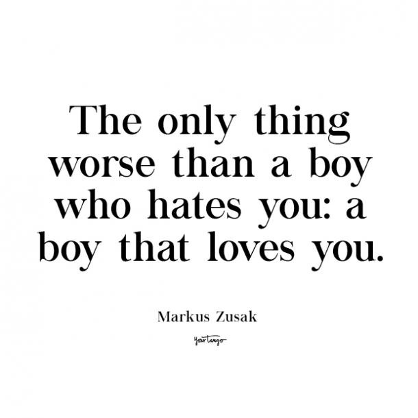 markus zusak cute love quote