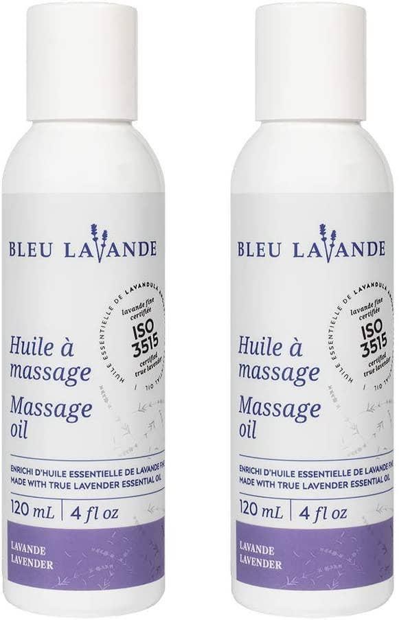 Bleu Lavande Lavender Massage Oil