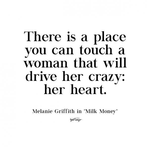 melanie griffith cute love quote