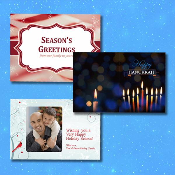 Microsoft Holiday Cards