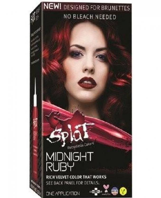 Midnight Ruby by Splat