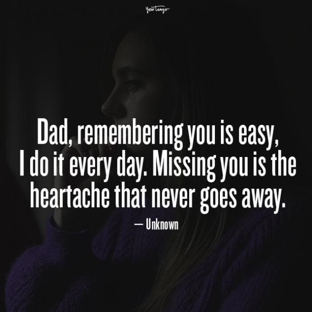 missing family quotes