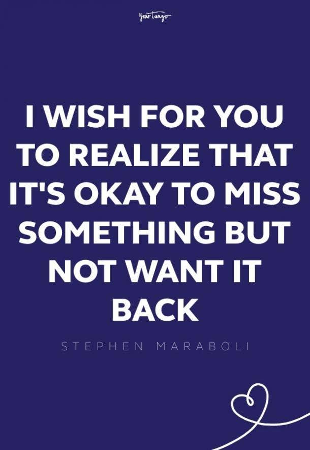 steve maraboli missing someone quote