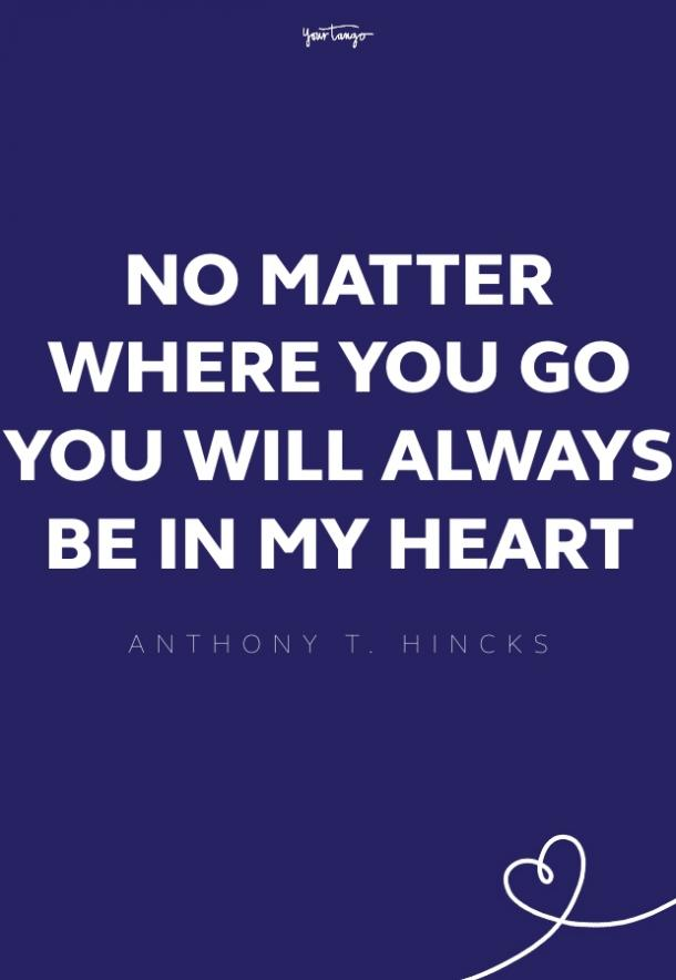 anthony t hincks missing someone quote