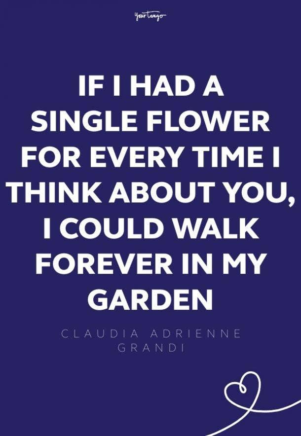 claudia adrienne grandi missing someone quote