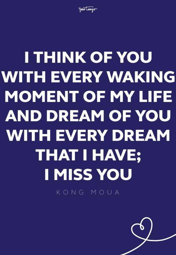 kong moua missing someone quote
