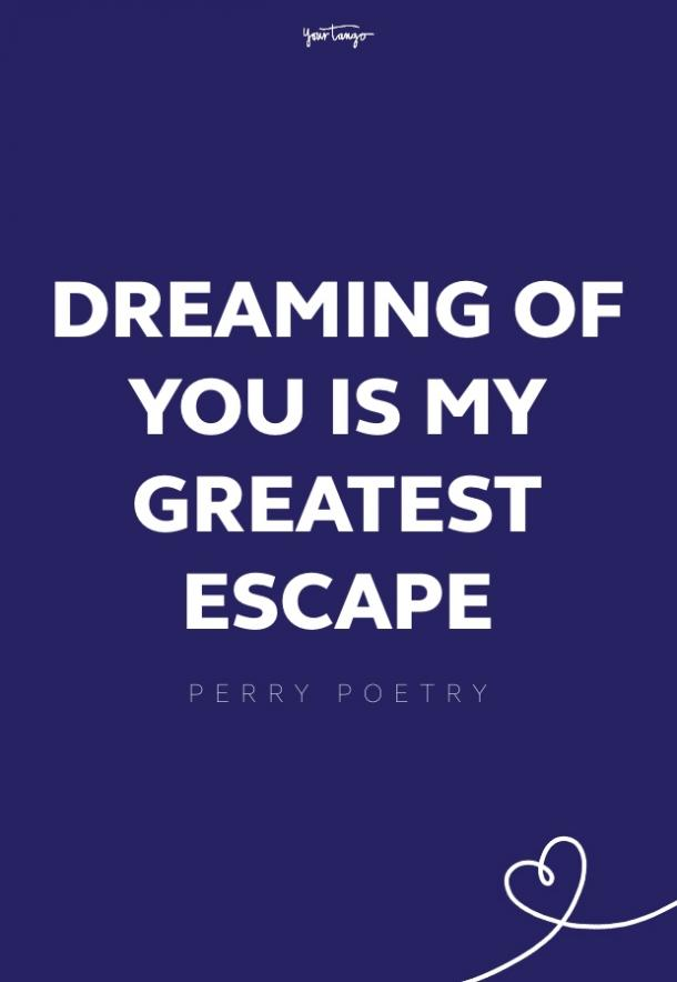 perry poetry missing someone quote