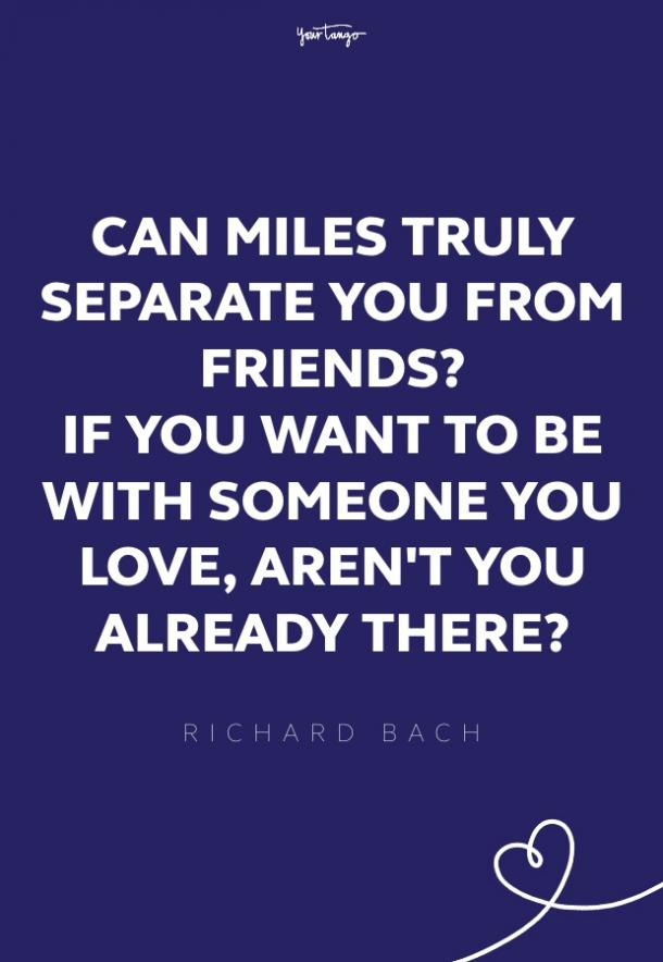 richard bach missing someone quote