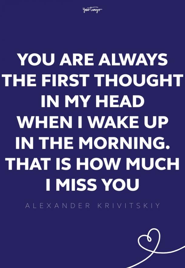 alexander krivitskiy missing someone quote