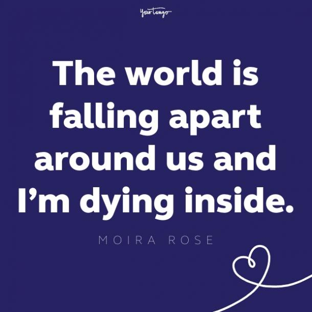 moira rose quote