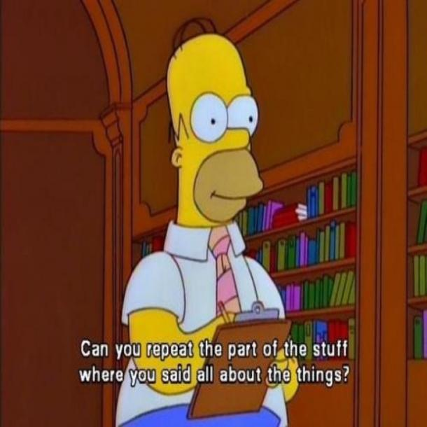 monday memes homer simpson can you repeat
