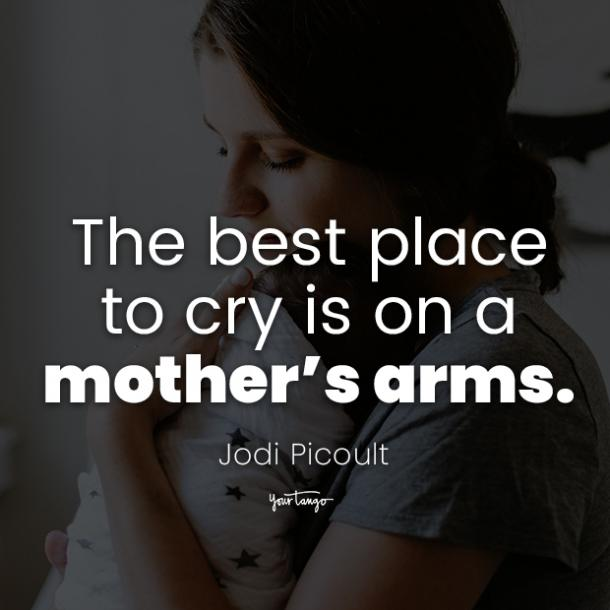 Jodi Picoult mothers day quotes from daughter