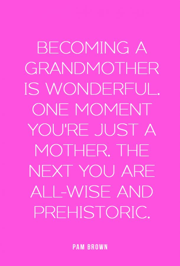 pam brown happy mothers day grandma quotes