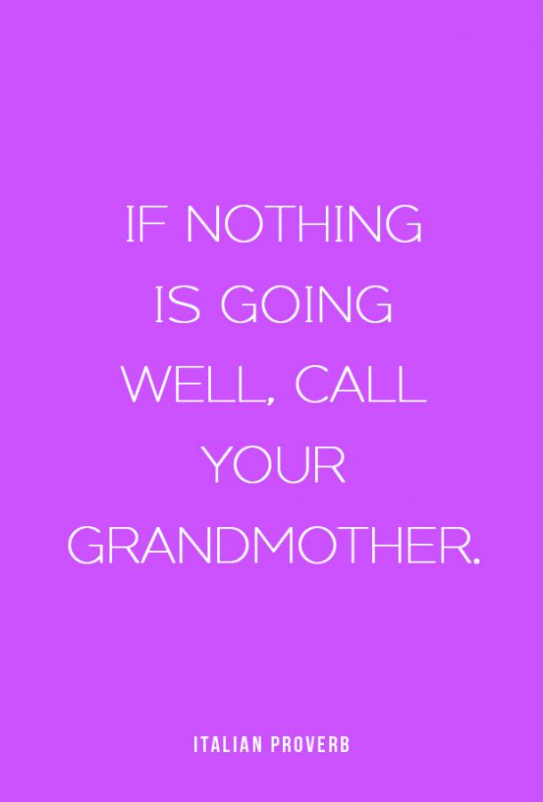 italian proverb happy mothers day grandma quotes