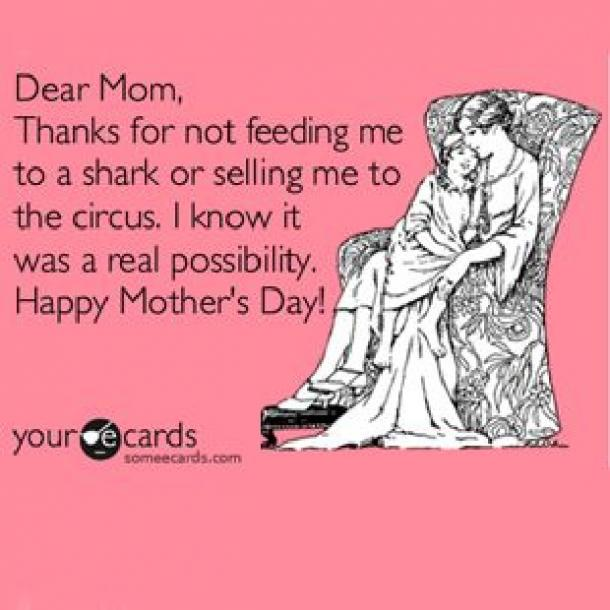 funny mother's day memes