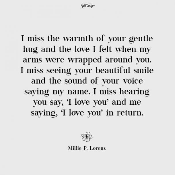 Millie P. Lorenz missing mom quotes