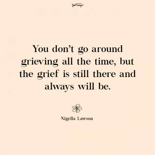 Nigella Lawson missing mom quotes