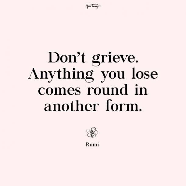 Rumi missing mom quotes