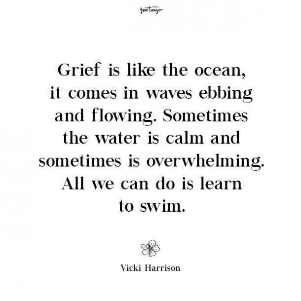 Vicki Harrison missing mom quotes