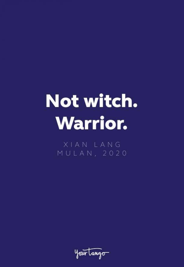 xian lang quote from mulan