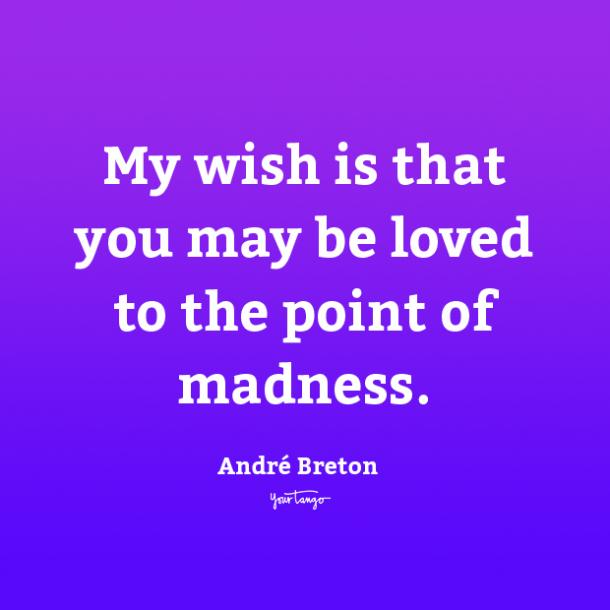 andre breton i love you quote