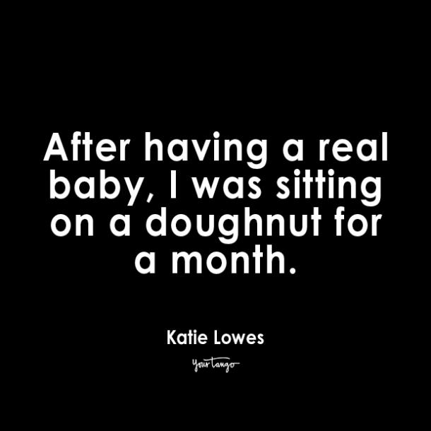 katie lowes donut quotes