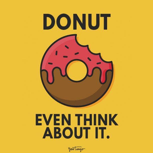 donut quotes