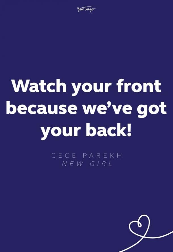 cece parekh new girl quote