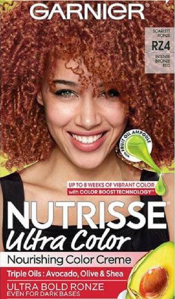 Nutrisse Ultra Color in Scarlett Ronze by Garnier
