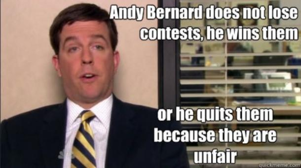 office quotes andy bernard