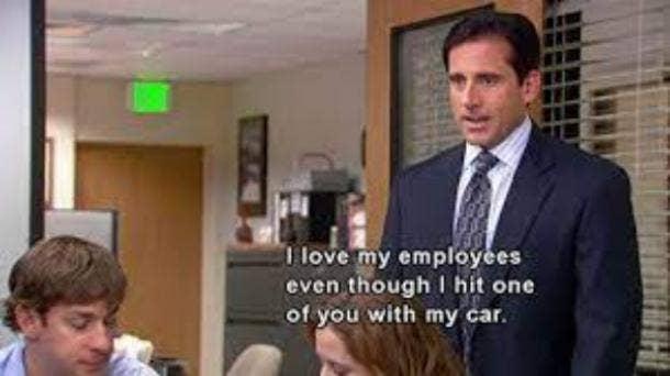 office quotes michael scott